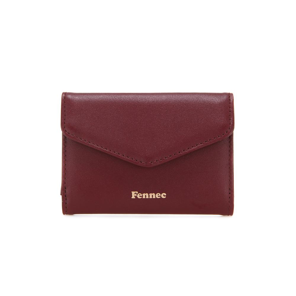 [페넥]Fennec Compact Wallet 002 Smoke Red 컴팩트 지갑