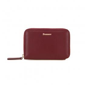 [페넥] Fennec Compact Pocket 002 Smok Red 컴팩트 지갑