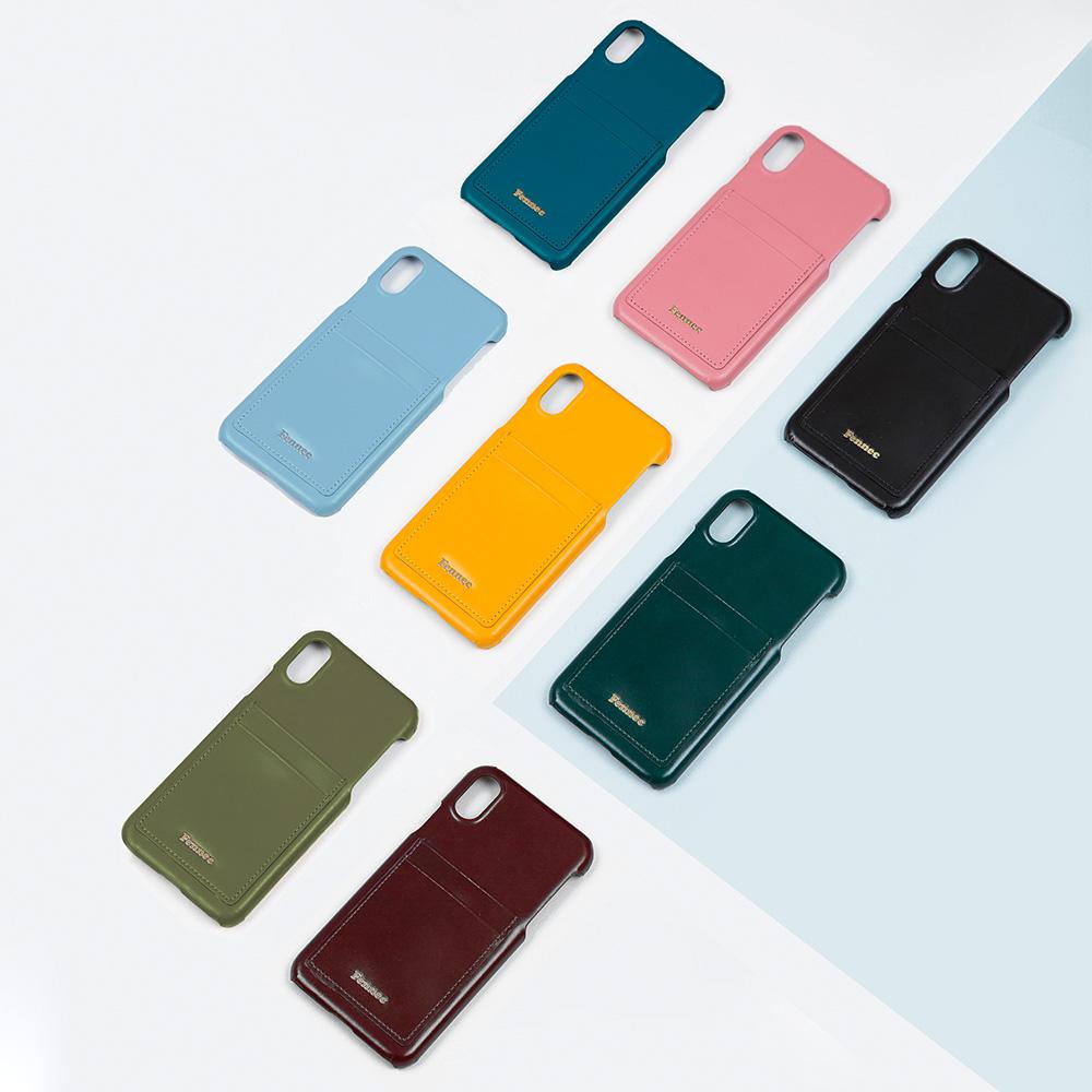 [페넥]FENNEC LEATHER IPHONE X/XS CARD CASE 휴대폰 아이폰 카드케이스
