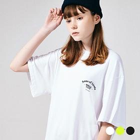 [프로젝트624](UNISEX) 썬즈 오브 리카타 리어 아트웍 티셔츠 3COLOR
