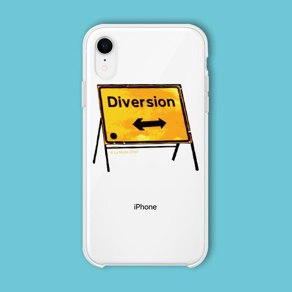[라모드치프] LAMC DIVERSION SIGN CASE 아이폰케이스