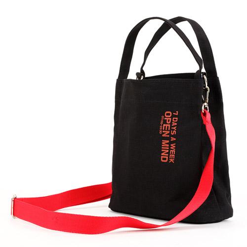 [핍스] PEEPS bubbly mini cross bag(black) 미니 크로스백