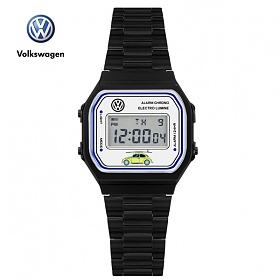 [폭스바겐] VW-Beetle-BW 손목시계