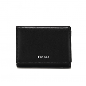 [페넥] FENNEC PENNY WALLET - BLACK 지갑