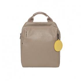 [만다리나덕]MANDARINADUCK - MELLOW LEATHER backpack FZT6614L (Simply Taupe) 백팩