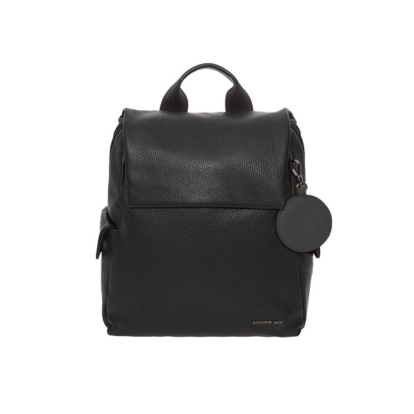 [만다리나덕]MANDARINADUCK - MELLOW LEATHER backpack FZT92001 (Nero) 백팩