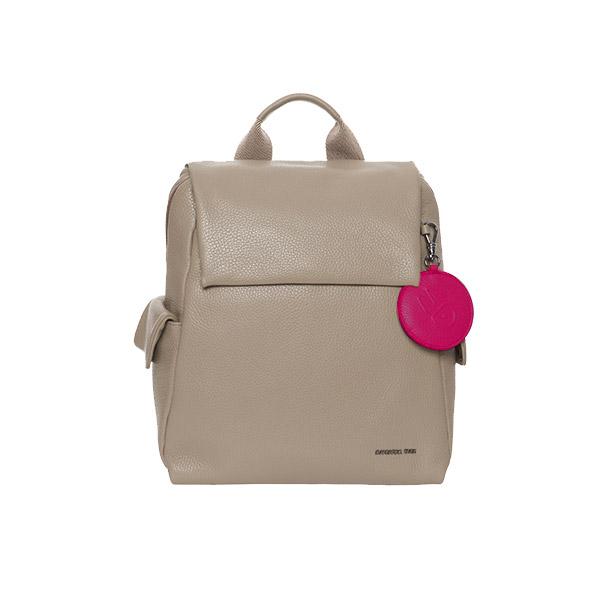 [만다리나덕]MANDARINADUCK - MELLOW LEATHER backpack FZT9214L (Simply Taupe) 백팩