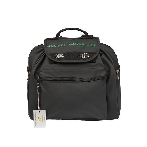 [만다리나덕]MANDARINADUCK - UTILITY backpack UQT01651 (Black) 백팩