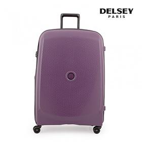 [델시]DELSEY - 벨몽트 플러스 28인치 BELMONT + 71 4DW EXP TR CAS 00386182008 (PURPLE) 화물용 캐리어