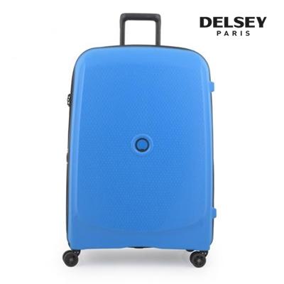 [델시]DELSEY - 벨몽트 플러스 30인치 BELMONT + 76 4DW EXP TR CA 00386182122 (BLUE) 화물용 캐리어