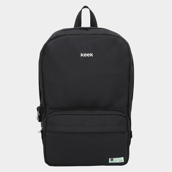 [키크]keek 백팩 + 크로스백 - Black
