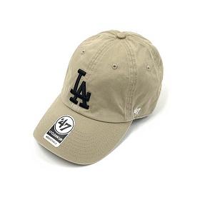47브랜드 빅로고 LA 다저스 클린업 카키 / KHD