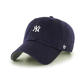 47브랜드 스몰로고 NY 양키스 클린업 네이비 / NY