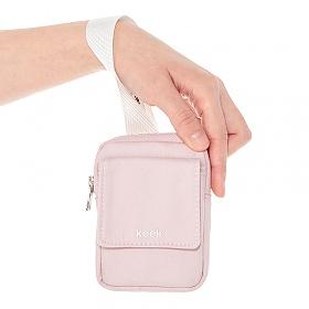 [키크]keek 버클 포켓 - 핑크