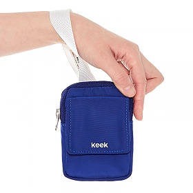 [키크]keek 버클 포켓 - 블루