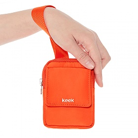 [키크]keek 버클 포켓 - 오렌지