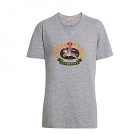 [TCG] 버버리 8002931 A2142 아카이브 자수 티셔츠 T19C154