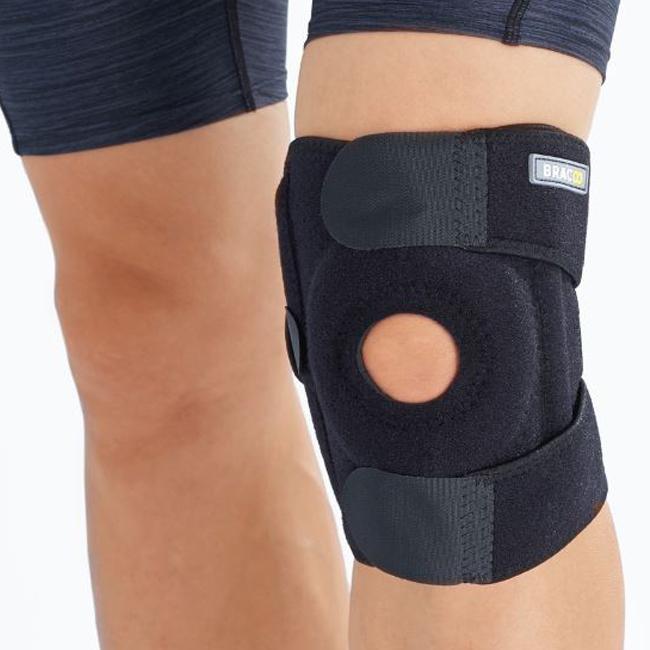 트래블이지 브레이코 스프링 무릎보호대