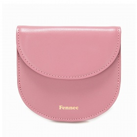 [페넥]Fennec Halfmoon Wallet 003 Rose Pink 하프문 지갑