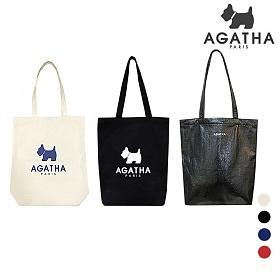 아가타 AGT690-B1 에코백 토트백 정품