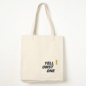 [옐로우스톤]숄더백 ONE POCKET BAG -YS2095IY /IVORY 에코백