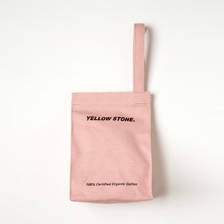 [옐로우스톤] 미니백 LUNCH BAG -YS2096RB /PINK