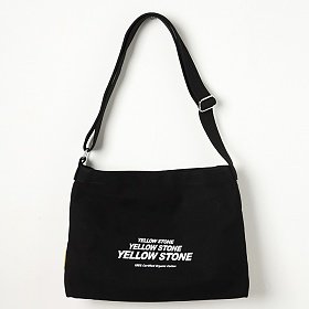 [옐로우스톤]크로스백 OBLONG BAG - YS2098BY /BLACK