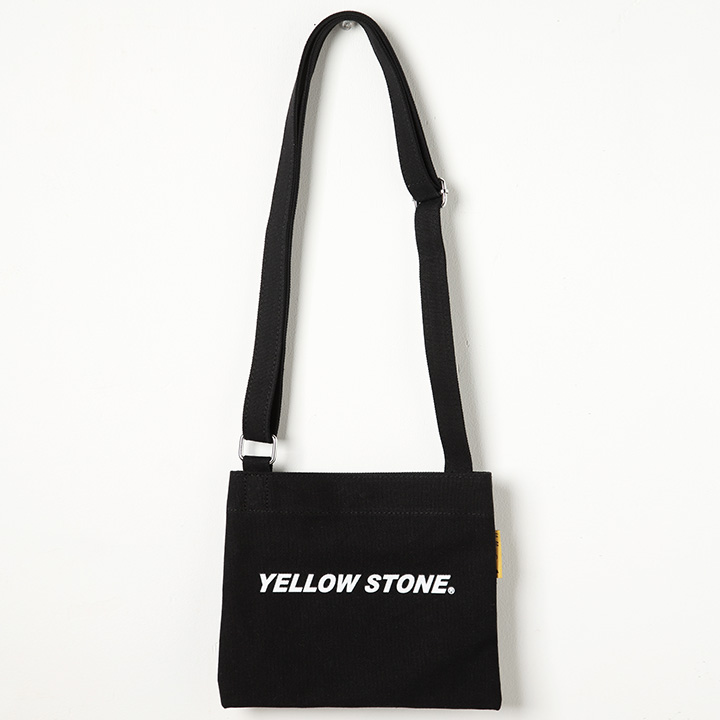 [옐로우스톤]미니 크로스백 OBLONG SMALL BAG - YS2099BY /BLACK
