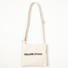 [옐로우스톤]미니 크로스백 OBLONG SMALL BAG - YS2099IY /IVORY