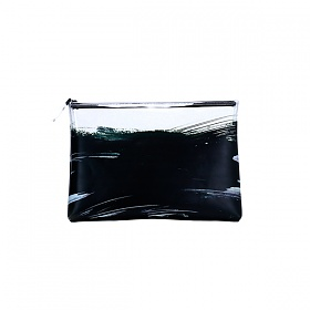 [이영]LEEYOUNG METEOR Clutch Bag (black) 클러치백 PVC 클리어백