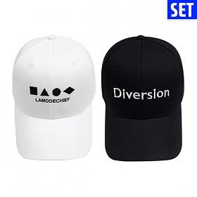 [라모드치프][1+1] BALL CAP + BALL CAP SET No.1 볼캡 야구모자