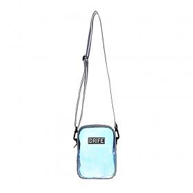[드라이프]DRIFE - PVC MINI CROSS BAG - PRISM 투명 클리어백 미니 크로스