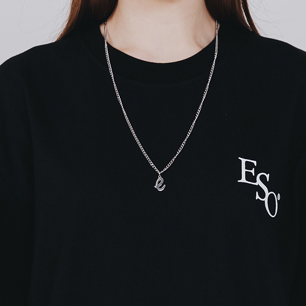 [아이넨]EINEN-로고 목걸이
