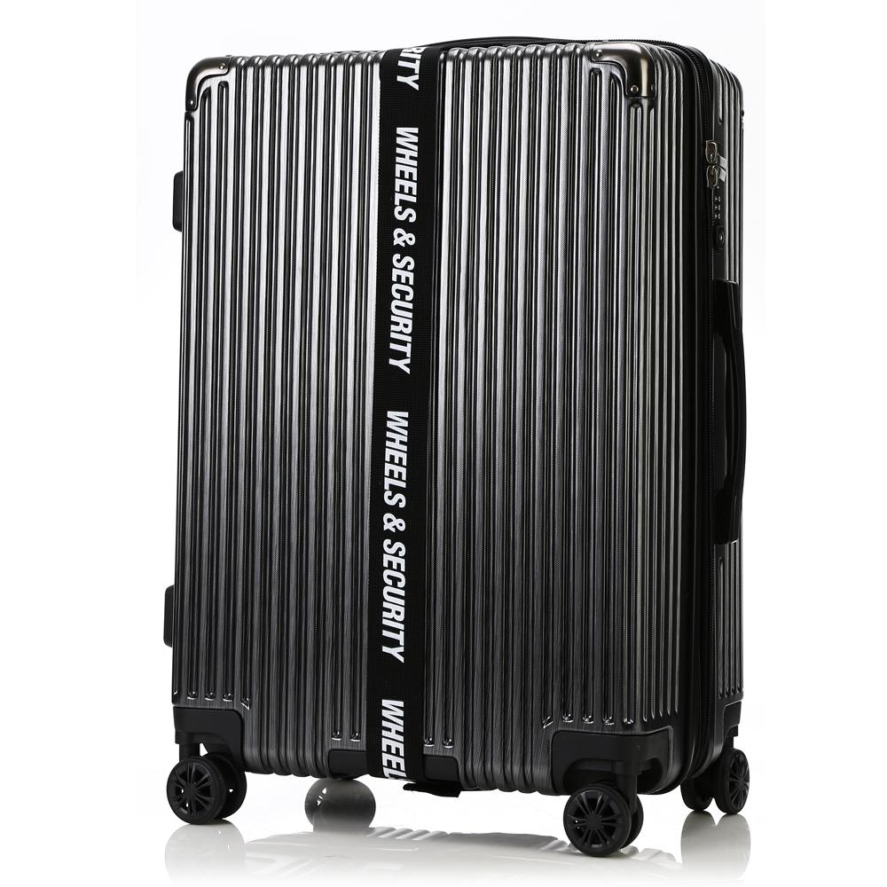 [오그램] 휠 마스터 PC 캐리어 28인치 블랙
