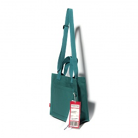 [디얼스]THE EARTH - CHEAPEST FLIGHT ECO BAG - GREEN 에코백