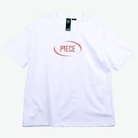 [피스메이커]CIRCLE LOGO TEE (WHITE) 반팔 티셔츠
