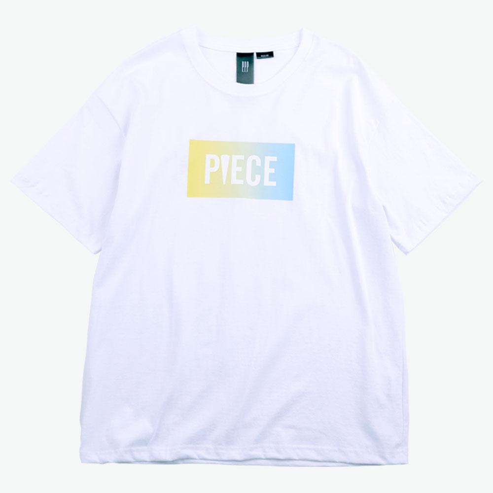 [피스메이커]BOX LOGO TEE (WHITE) 반팔티