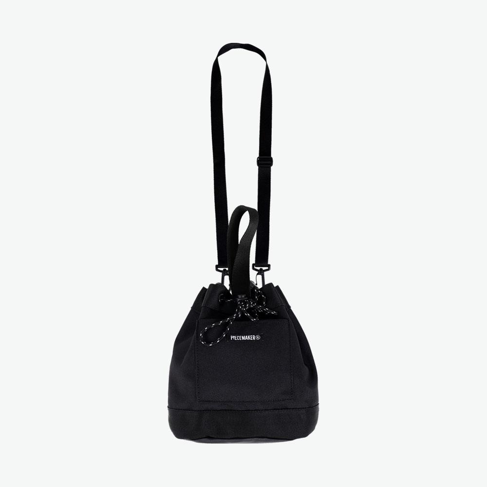 [피스메이커] COLORS BUCKET BAG (BLACK) 버킷백 크로스백