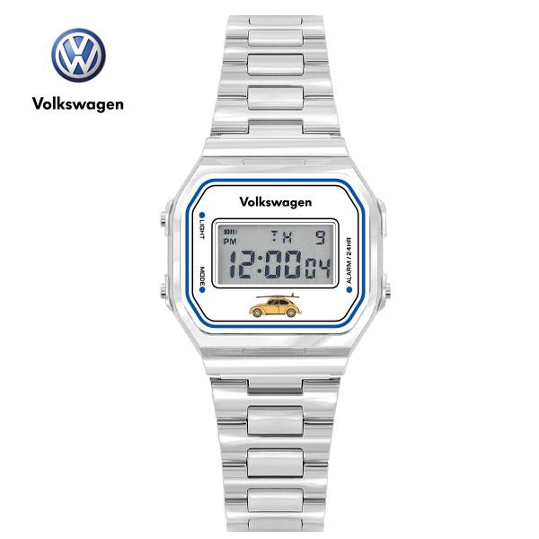 [폭스바겐] VW-BeetleVW-SV 손목시계 메탈시계