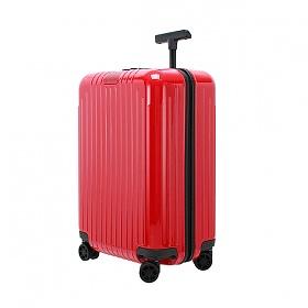[리모와]에센셜 라이트 캐빈 RED Essential Lite 53 82353654 폴리카보네이트 37L 21인치 기내용 하드캐리어 당일발송