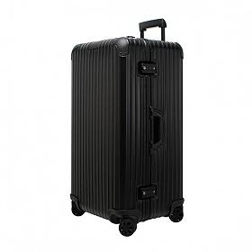 [리모와]오리지널 트렁크 플러스 MATTE BLACK Original 80 92580014 105L 32인치 수하물용 하드캐리어 당일발송