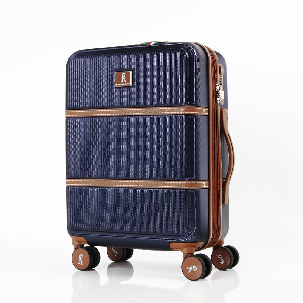 로베르타 RAB053 19인치 기내용 캐리어 하드 확장형 여행가방 명품 출장용 여행준비 필수 아이템