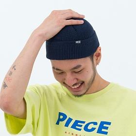 [피스메이커] COTTON WATCH CAP (NAVY) 와치캡 모자