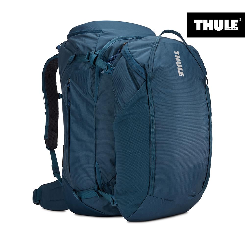 툴레(THULE) 랜드마크 여행백팩 60L 여 마졸리카 블루