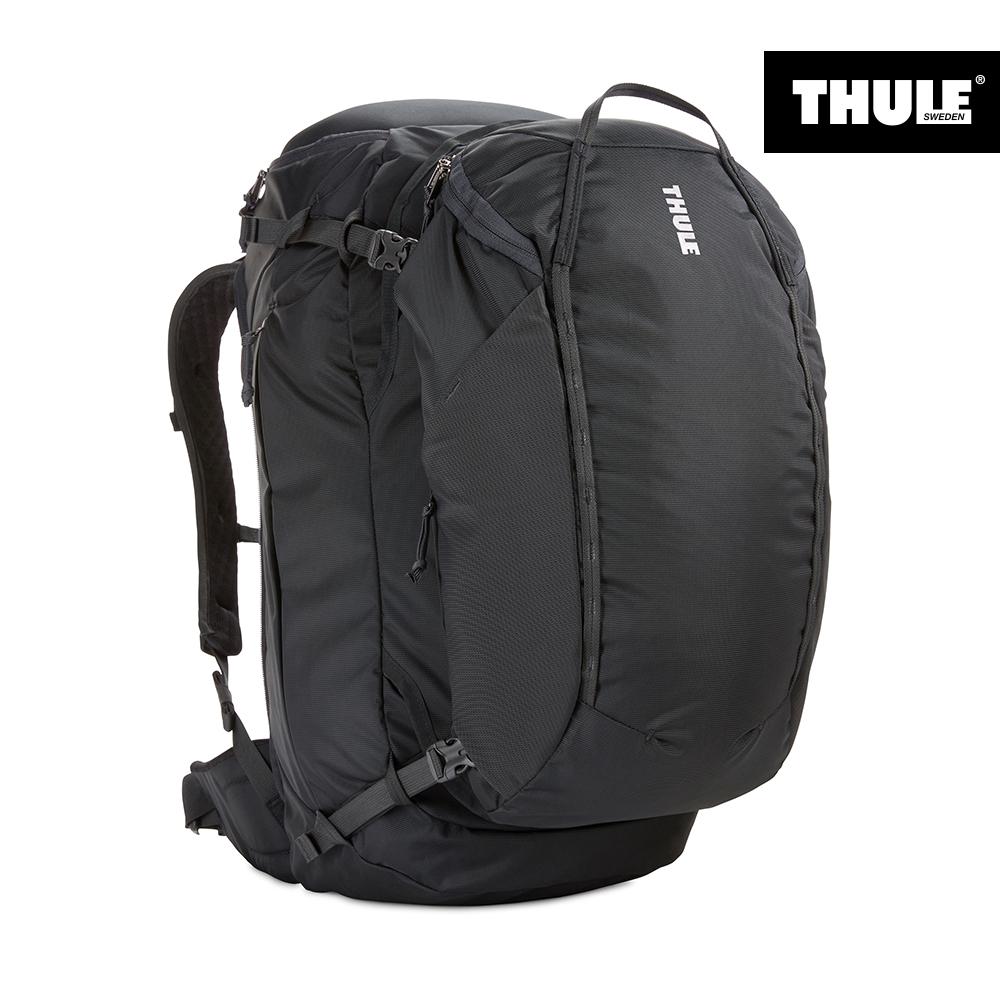툴레(THULE) 랜드마크 여행백팩 70L 남 옵시디안 블랙