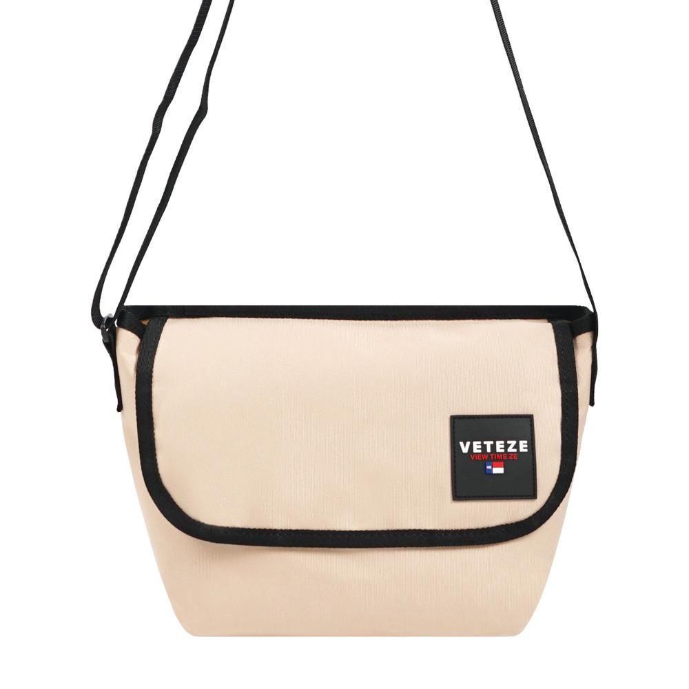 베테제 - Retro Mini Cross Bag (beige) 레트로 미니 크로스백 (베이지)