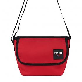 베테제 - Retro Mini Cross Bag (red) 레트로 미니 크로스백 (레드)