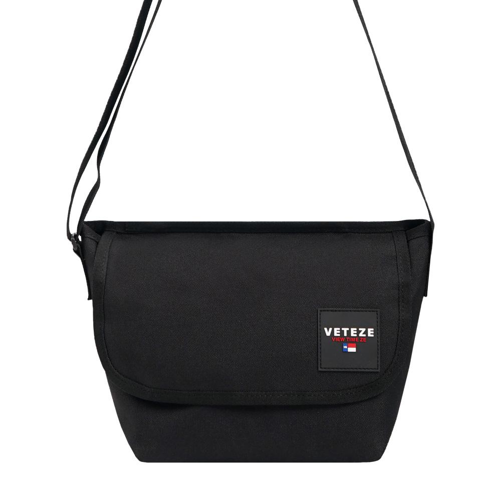 베테제 - Retro Mini Cross Bag (black) 레트로 미니 크로스백 (블랙)