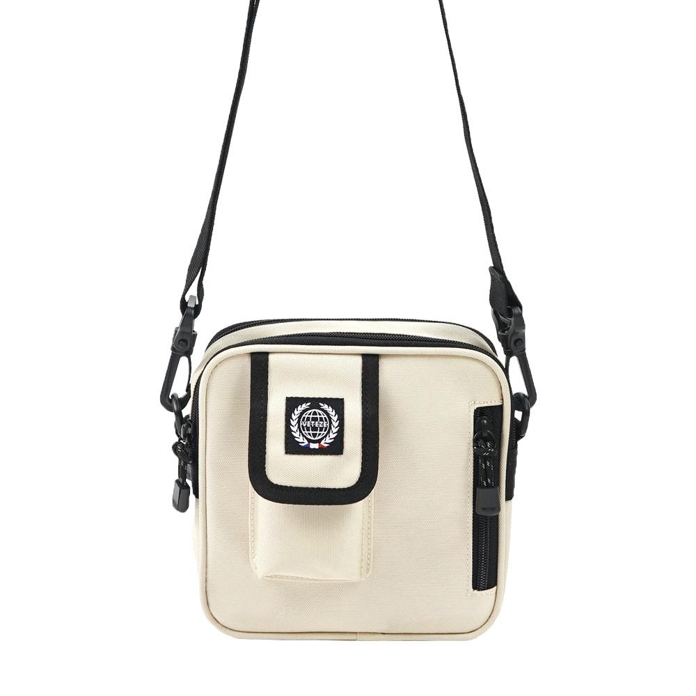 #클리어런스 베테제 - Daily Multi Bag (light beige) 데일리 멀티백 (라이트 베이지) 미니 크로스백 스몰백 미니백
