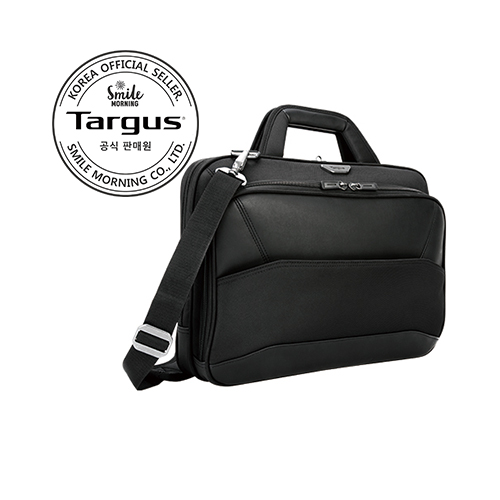 [타거스]모바일 VIP 슬림 탑로드 노트북가방 (블랙) (15.6인치)